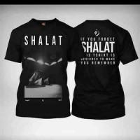 Kaos Islam Dakwah / Kaos Shalat Terbaru / Kaos Amirul Mukminin