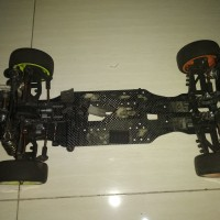 kit Rc 1/10 Touring Fwd MTS
