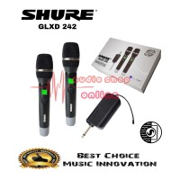 Murah Mic Wireless Shure GLXD 242