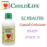 ChildLife, Liquid Calcium with Magnesium (BPOM)