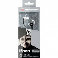 MONSTER isport Achieve ON-Earphones with Mic (original)
