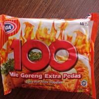 Gaga Mie Goreng 100 Extra pedas