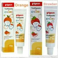 Pigeon Toothpaste / Pasta Gigi Bayi dan Anak [ HE 286-87 ]