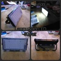 Lampu sorot led 50w 50 watt led sorot tembak floodlight led outdoor