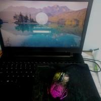 laptop lenovo ip110-lmd ram 4gb 1tb layar 15.6 inch