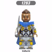 Lego Minifigure xinh Valkyrie Marvel The Avengers Endgame