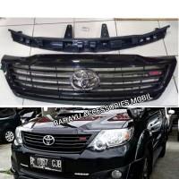 Grill Fortuner TRD 2012-2014 Original Toyota Baru Gress
