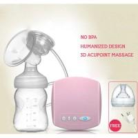 Murah Pompa ASI Elektrik Otomatis Milk Breast Pump - MZ-602 Elegan