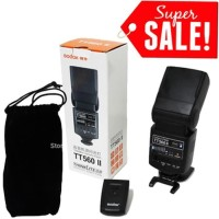 flash godox TT560 ll wireless trigger(universal speedlite flash)