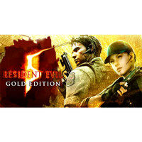 Resident Evil 5 Gold Edition full (2DVD) - PC Games