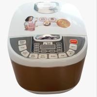 Mito R5 Plus Rice Cooker Digital Dengan 8 Pilihan Menu Masak