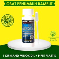 Kirkland Minoxidil For Men 5% Minoxidil Hair Regrowth Treatment