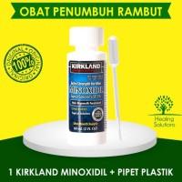 Kirkland Minoxidil 5% Free Original Pipet Ready Stock 100% Guarantee