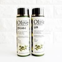 Syb Paket Shampoo + Conditioner Olive / Bpom Dan Original