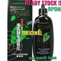Kaminomoto Hair Growth Trigger 180Ml Original Bpom
