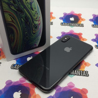 iphone xs 64gb grey second fullset mulus no minus