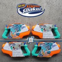 Nerf Super Soaker - SPLASH MOUTH / SPLASHMOUTH / Pistol Air Water Gun