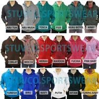 Best seller !!! Jaket Sweater Polos Hoodie Zipper/Resleting