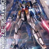 Bandai Mg Gundam Age-2 Normal Earth Federation Forces
