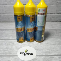 Iceberg - Mangosalsa - 60ml - 3mg Premium Liquid Vape Vapor Lokal