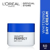 L'Oreal Paris White Perfect Day Cream SPF 17 - Krim Mencerahkan