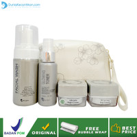 Ms Glow Paket Ultimate Series Free Pouch / Cream Penghilang Flek