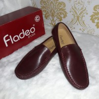 SALE SEPATU SLIP ON /LOAFER FLADEO