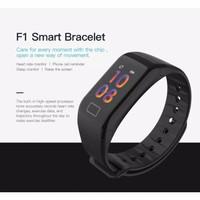 Jam Tangan Smartwatch F1 Pria dan Wanita Pedometer Tekanan Jantung