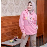 SWEATER DELICIOUS PINK