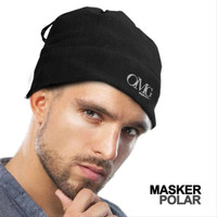 Masker Polar 3in1 OMG Mask Balaclava Slayer Scarf Motor Outdoor