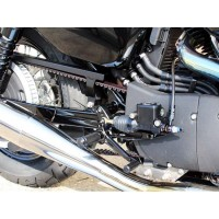 [IDEAL] Rearset BABYFACE Harley Davidson XL883 SPORTSTER