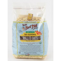 Bob s Red Mill Organic Old Fashioned Rolled Oats 907 gr