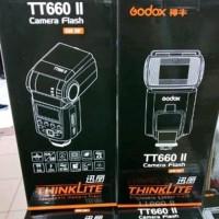 flash godox TT660 II THINKLITE CAMERA