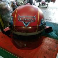 Helm Anak kulit kecil