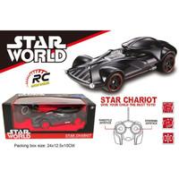 MAINAN MOBIL RC STAR WORLD BATMAN CAR REMOTE CONTROL NO.3277