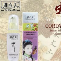 Serum Whitening Essence Yu Chun Mei/ Serum Essence Cordyceps BPOM