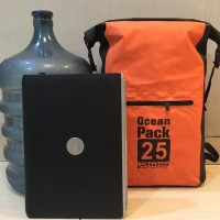 DISKON!!! RANSEL OCEANPACK ANTI AIR 25L WATERPROOF DRY BAG HIGH