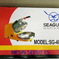 Ice Crusher Mesin Serut Es Seagull SG-400-2 Grosir Serutan Es Listrik