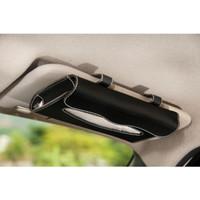 Tempat Tissue Sun Visor Warna Hitam/Tissue Clip Hitam/Tissue Mobil