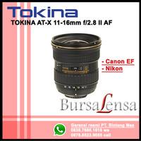 Tokina AF 11-16mm f/2.8 AT-X Pro DX II for NIKON
