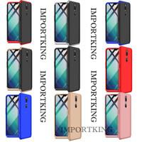 Oppo F11 ( bukan pro) 360 protection slim matte case - all color