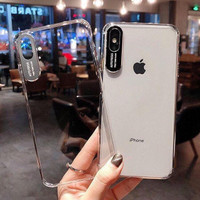 Iphone X / XS / XS Max Case Clear Fuze Aprolink