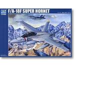 pesawat F/A-18f Super Hornet 1/32 model kit trumpeter