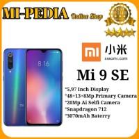 Xiaomi Mi 9 SE [6/128] Ram 6Gb Internal 128Gb Garansi Distributor 1 Th
