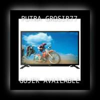 SHARP LED TV 32 Inch - LC - 32LE180i GANTI TYPE 32BA1I TERBARU