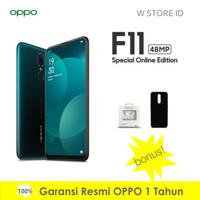OPPO F11 Smartphone 4/128 GB Baterai 4000mAh Garansi Resmi