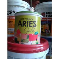 Cat Tembok Aries Gold Ready Mix (4.5 Kg)