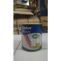 Cat Minyak Dulux V-Gloss Ready Mix Warna Standar (1 Liter)