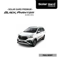 Kaca Film Solar Gard Premium Black Phantom Avanza Paket Full Body