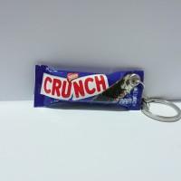 miniatur Snack/Gantungan kunci unik/miniatur makanan/coklat cokelat